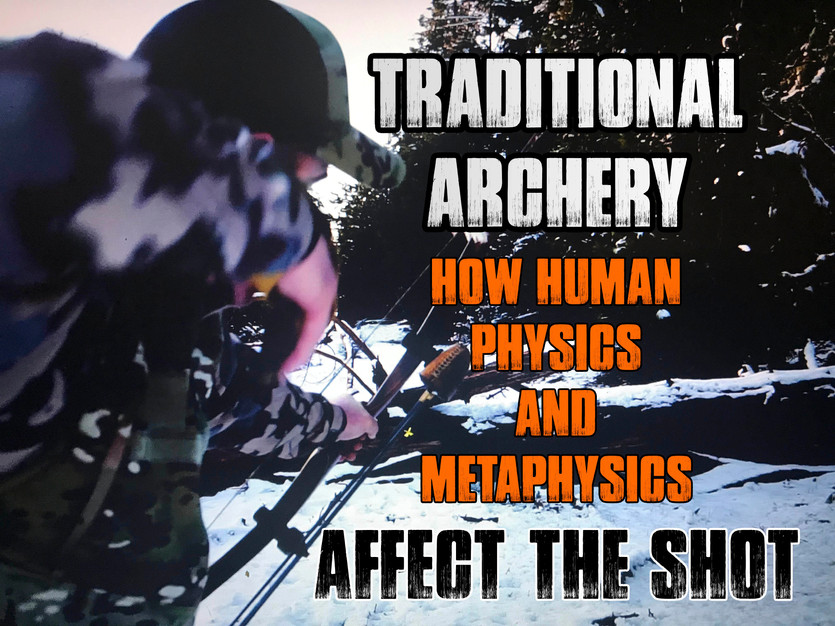 Winter is the perfect time to dial in your Traditional Archery!