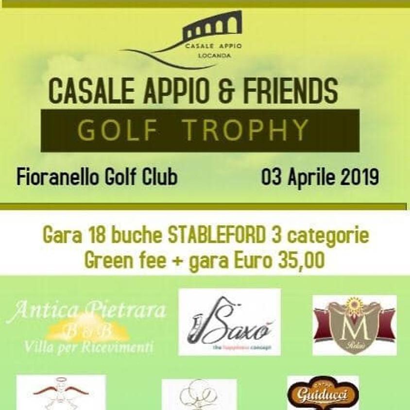 CASALE APPIO & FRIEND GOLF TROPHY