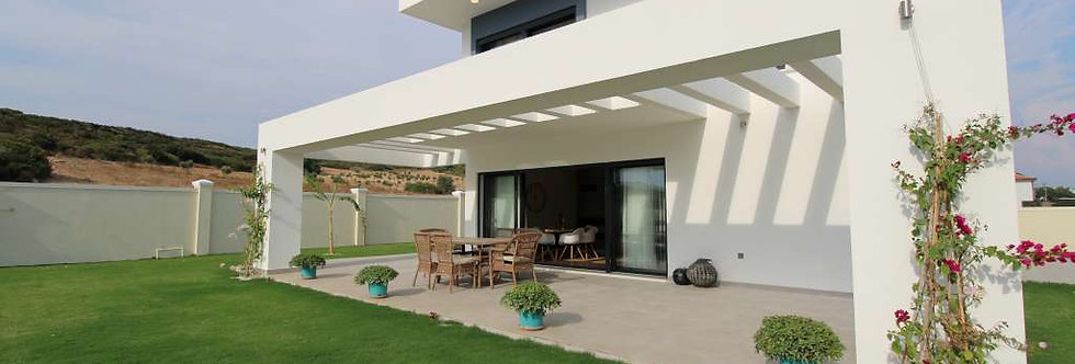 Satılık Didim'de Havuzlu Villalar