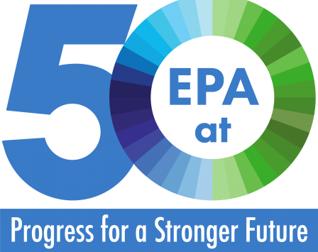 EPA commemorates their 50th Anniversary