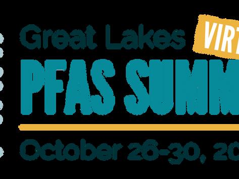 Great Lakes PFAS Summit 2020 - Virtual