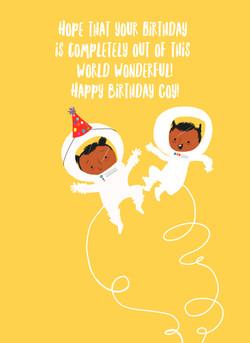Happy Birthday Coy