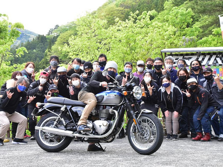 TRIMUPH SPECIAL WINDING 6TH in 多摩里場