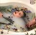 Ophelia Milk Bath - behind the scenes