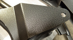 Industrial-Frame-Powder-Coating-Closeup