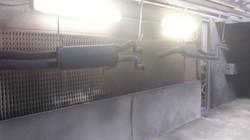 Powder coat - Oxytec Muffler black - XR6T SYSTEM