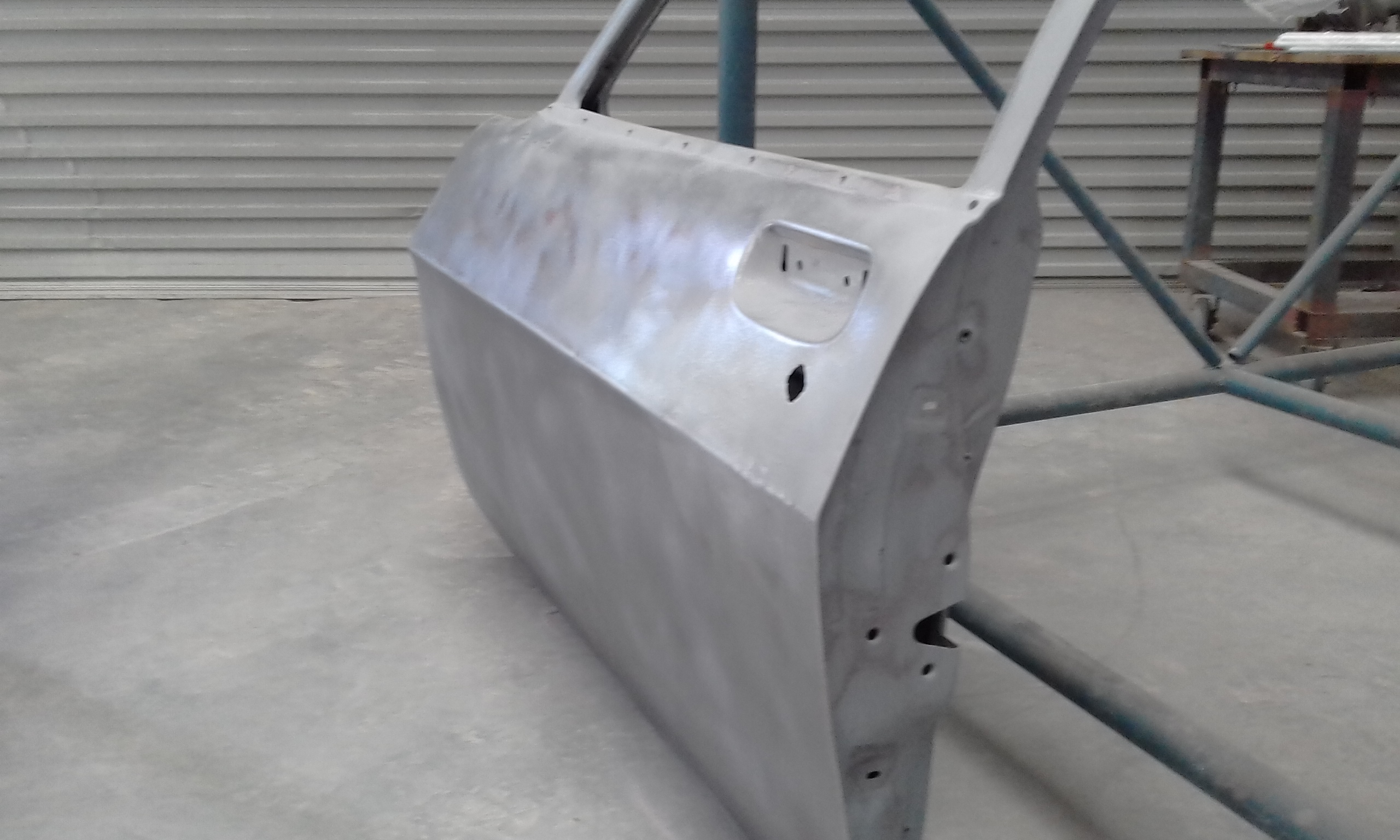 Abrasive blasting - SODA - HQ Panels