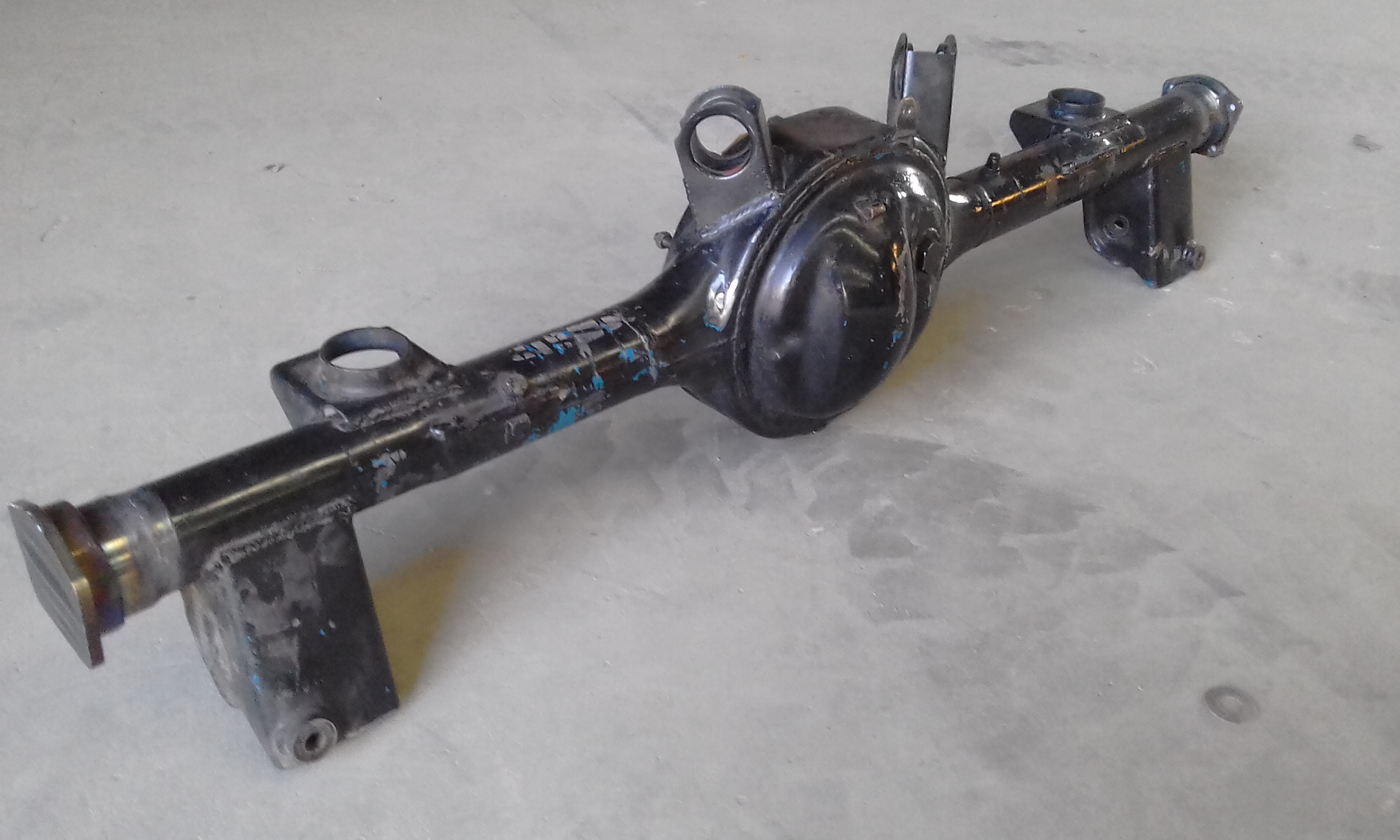 Diff houseing ford 9inch for HQ - Refurbish