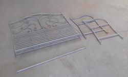Abrasive blast - Patio furniture