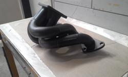 Ceramic Coating Cerakote Glacier Black C-7600  - EVO turbo manifold