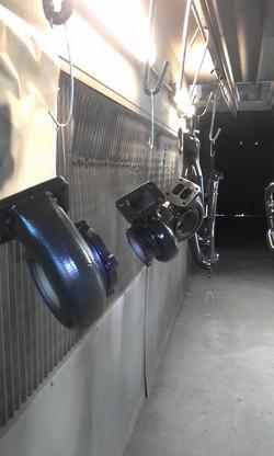 Ceramic Coating Cerakote Glacier Black C-7600 MISC LS Turbo systems