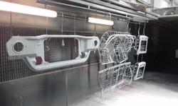 Abrasive blasting - Garnet - Misc HQ Holden items