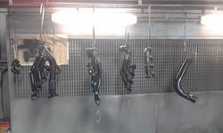 Ceramic Coating Cerakote Glacier Black C-7600 - MISC LS Turbo systems