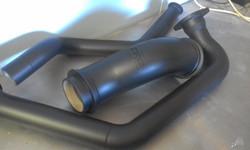 Ceramic Coating Cerakote Glacier Black C-7600 - VE Maloo Turbo set up (3)