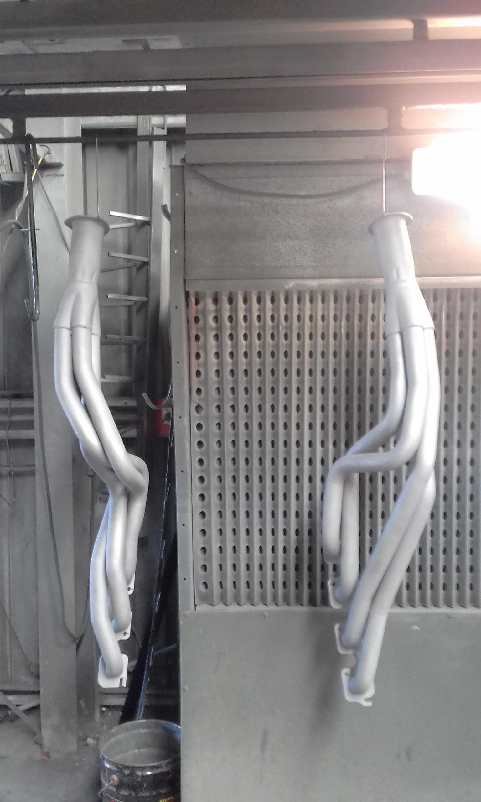 Abrasive blasting - XE ESP Extractors