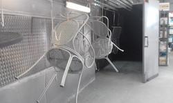 Abrasive blast - Patio furniture (2)