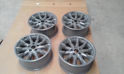 Powder coat - Oxytec Facade Pearl - HSV Wheels