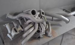 Abrasive blasting - MISC Items for ceramic coating