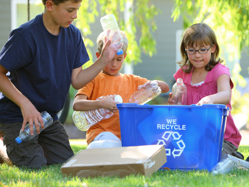 Teach Your Children the Importance of Recycling