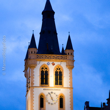 Church Tower in Trier