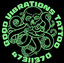 Good Vibrations tattoo aftercare