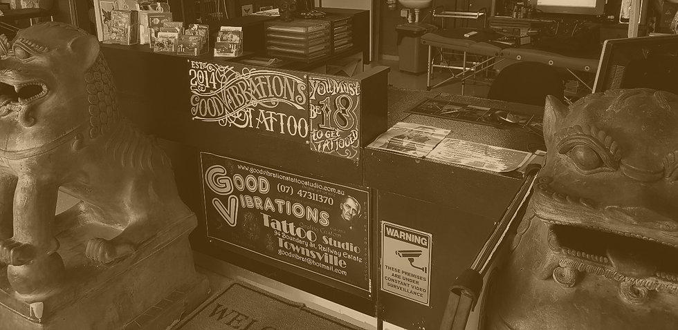 Home | Good Vibrations Tattoo Studio