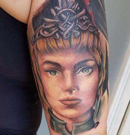 Cersei tattoo