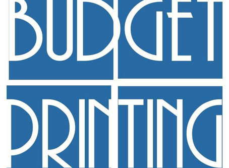 Budget Printing Mon.- Fri, 7:30a-4:30p 601-693-6003