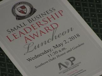Small Business Leadership Rewards