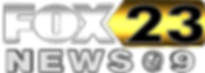 Fox23 transparent logo.png