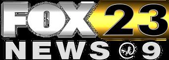 Fox23 transparent logo.png