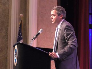 Former State Rep. Toby Barker sworn in as 35th Mayor of Hattiesburg