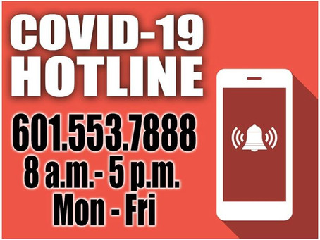 The Anderson COVID-19 Hotline is available Monday-Friday from 8am-5pm if you have questions about yo