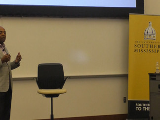 Mars Wrigley Executive Speaks at USM's Inspired Leaders Series