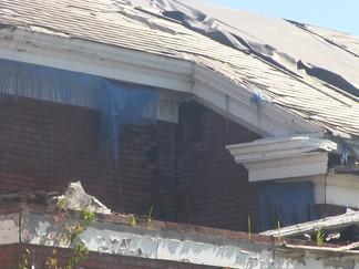 City of Hattiesburg accepts bids for Mt. Carmel Baptist Church demolition