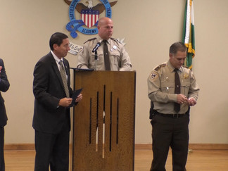 Officers graduate from Crisis Intervention Training class
