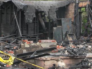 Fatal House Fire on East 5th Street