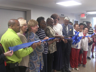 James A. Townley Community Center reopens