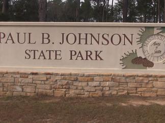 Paul B. Johnson State Park, fireworks show