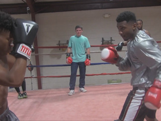 A Local Coach Fighting to Keep Kids Off the Streets at Hattiesburg Boxing Club