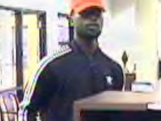HPD searches for bank robber