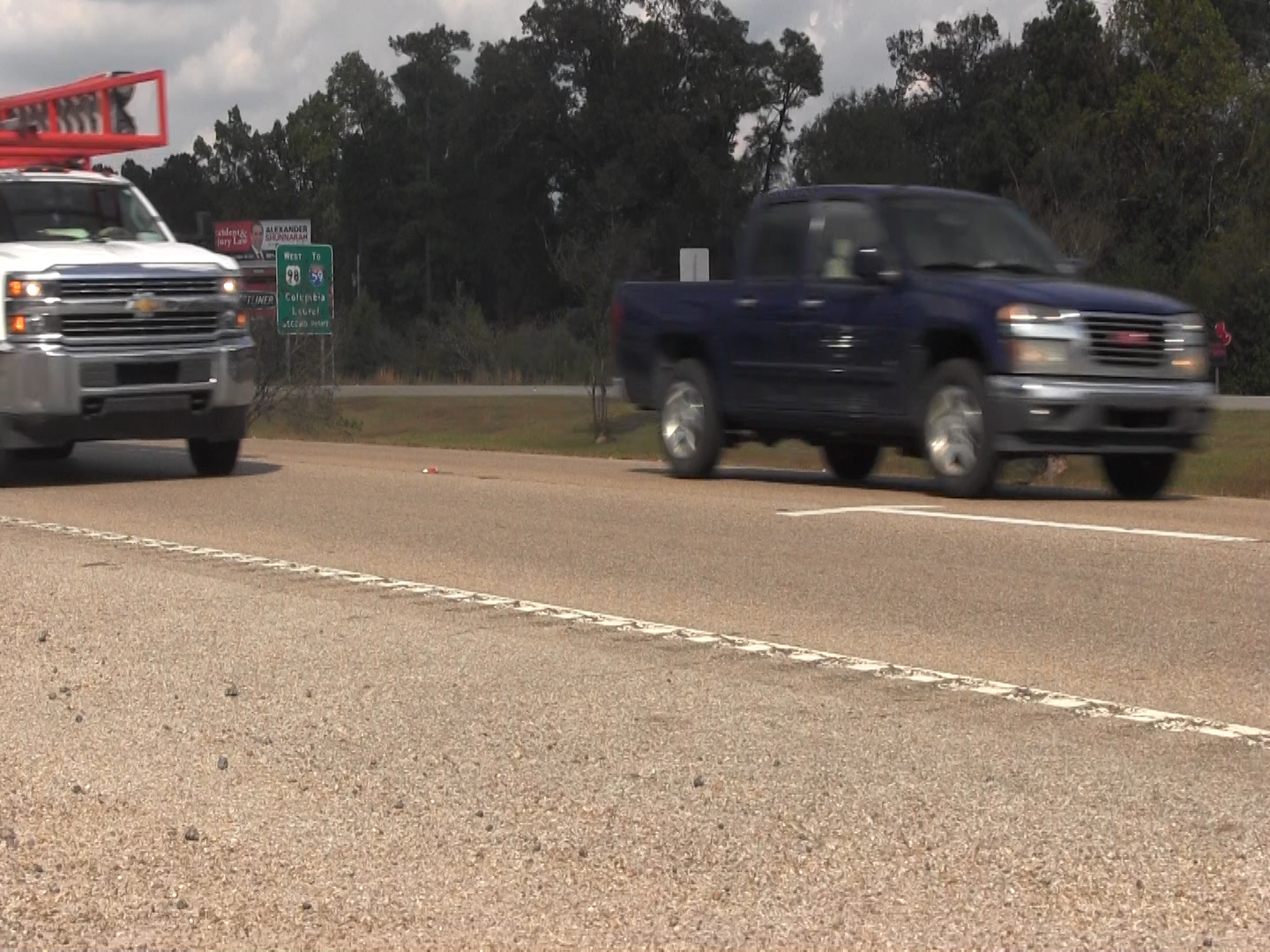 Mississippi Highway Patrol Says There Were No Fatal Accidents Over