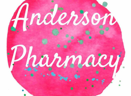 Anderson Pharmacy is Open for Business Mon-Fri, 8a-6p & Sat, 8a-1p 601-483-4221
