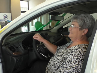 Hattiesburg woman wins brand new Honda in FGH raffle