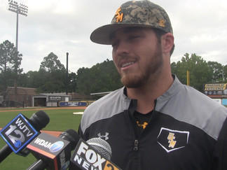 Southern Miss' Dylan Burdeaux earns C-USA Player of the Year