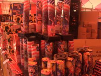 Popular fireworks to buy