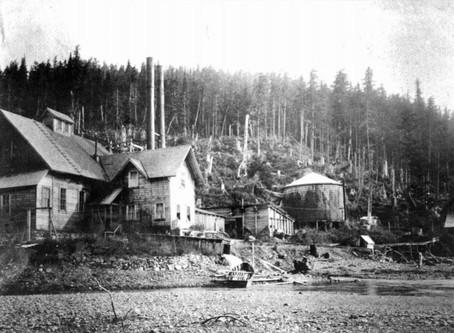 Humpback Creek Hydro Project 1908