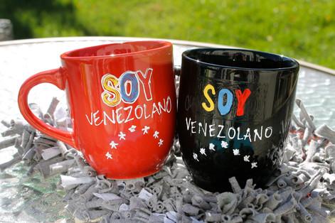 Red or black | Soy Venezolano/a