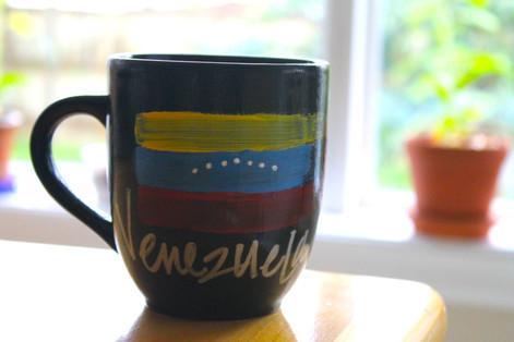 Black | Bandera Venezuela