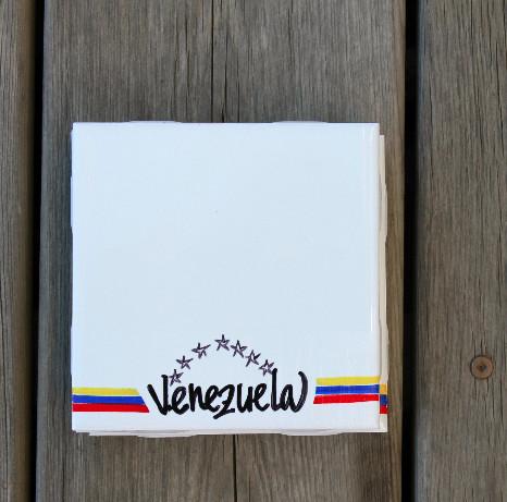Venezuela con estrellas